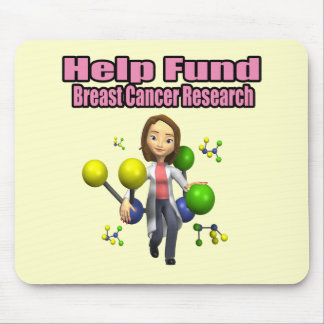Mousepad - Breast Cancer Research