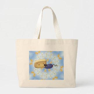 Mousey Jumbo Tote Bag