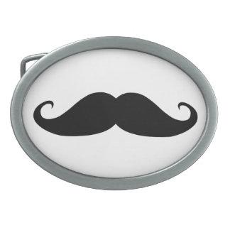 Moustache Belt Buckle