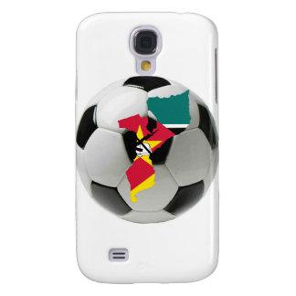 Mozambique football soccer galaxy s4 case