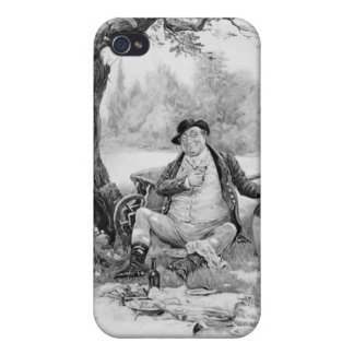 Mr Pickwick, from 'Charles Dickens: A Gossip about iPhone 4/4S Cases