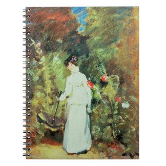 Mrs Constable in her Garden Notebooks