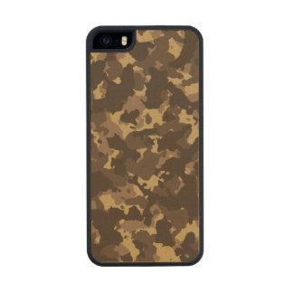 Mud Camo Wood iPhone SE/5/5s Case
