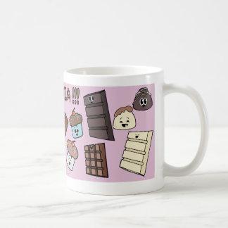 Mug of the good day - chocolate