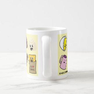 Mug of the good yellow day