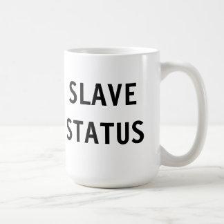 Mug Slave Status