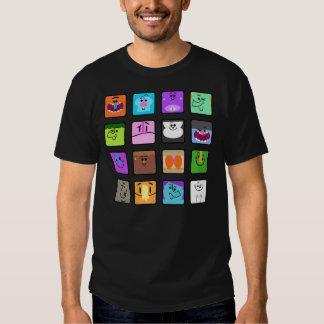 "Mukpuddy - ""Muklings"" Black Mens t-shirt"