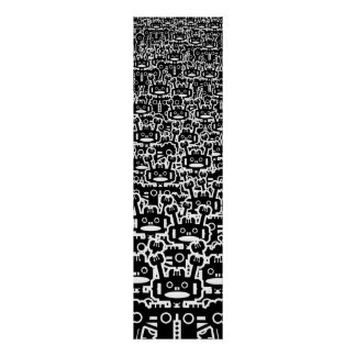 Multitude of Robots Poster
