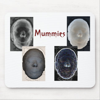 Mummies Mouse Pad