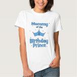 Mummy of the 1st Birthday Prince! Shirts