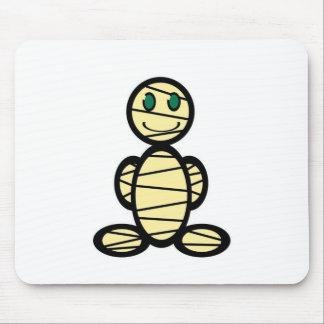 Mummy (plain) mouse pad