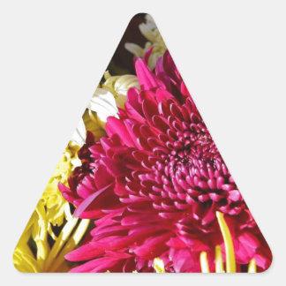 mums triangle sticker