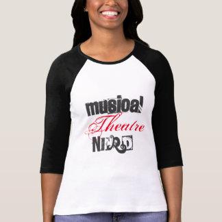 Musical Theatre Nerd Shirt