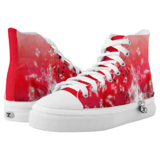 Musicalities Printed Shoes