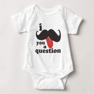 Mustache Collection Infant Creeper