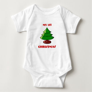 My1st Christmas Tree Tshirt