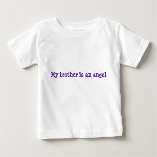 My brother is an angel tshirt