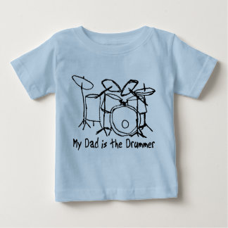 My Dad is the Drummer Tees