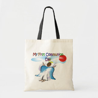 My First Communion Day Gifts Budget Tote Bag