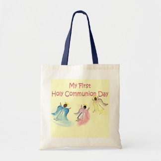 My First Holy Communion Day Gifts Budget Tote Bag