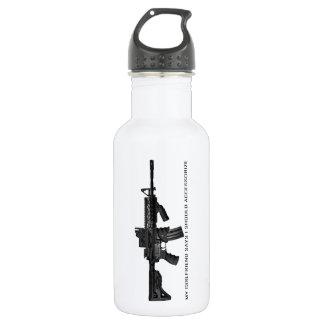 My Girlfriend Says I Should Accessorise AR15 532 Ml Water Bottle