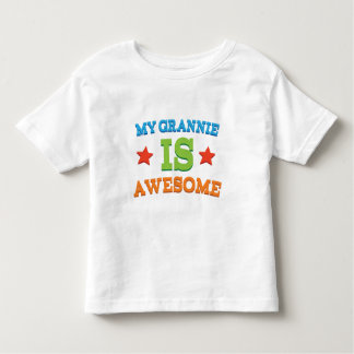 My Grannie is Awesome T-shirt
