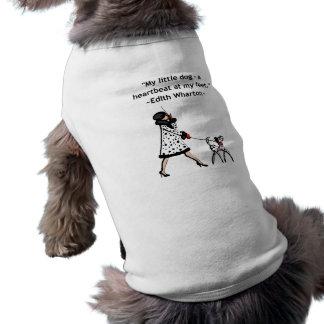 My Little Dog Sleeveless Dog Shirt