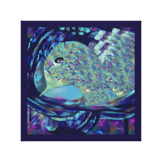 My Rubber Ducky Canvas Print by Lin Masters