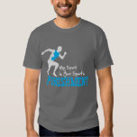 MY Sport Is Your Sport's Punishment Running Male Tee Shirts
