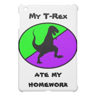 My T-Rex Ate My Homework Case For The iPad Mini