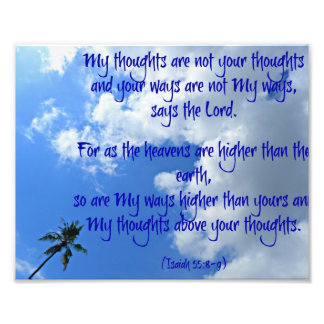 My thoughts art photo