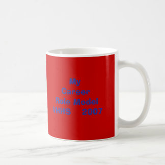 MyCareer Role ModelVHHS    2007, Thank you     ... Basic White Mug