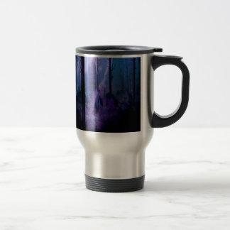 Mystic Night Stainless Steel Travel Mug