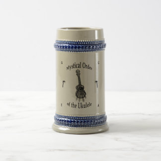 Mystical Order of the Ukulele Beer Steins