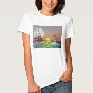Mystical Sea Dragon Women's T-Shirt