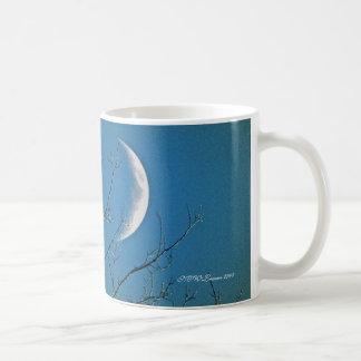 Mystical Smiling Moon Mug