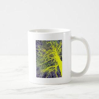 Mystical Tree 2 Basic White Mug