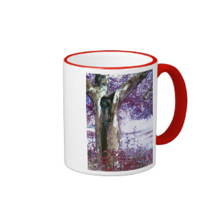 Mystical Tree Ringer Mug