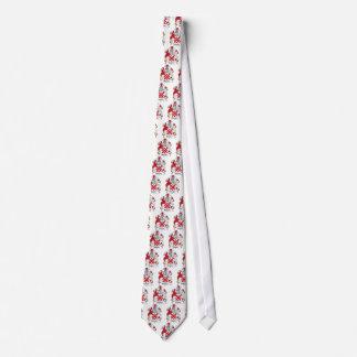 Napper Family Crest Tie
