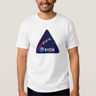 NASA Orion Logo T Shirt