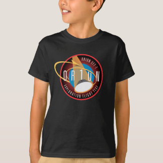 NASA's Orion EFT-1 Flight Official Mission Patch Shirts