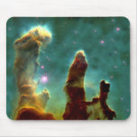 NASAs Pillars of creation Mouse Pad
