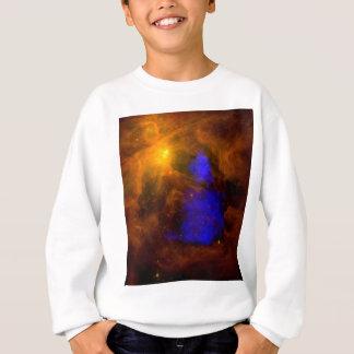 NASAs X-Ray Santa Claus in Orion T Shirt