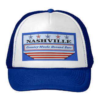 Nashville Ground Zero Cap