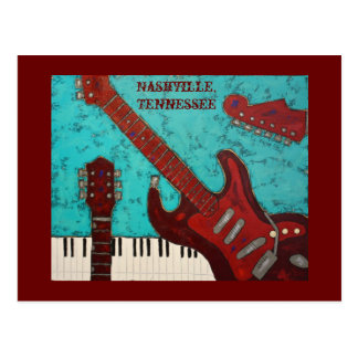 Nashville,Tennessee postcard