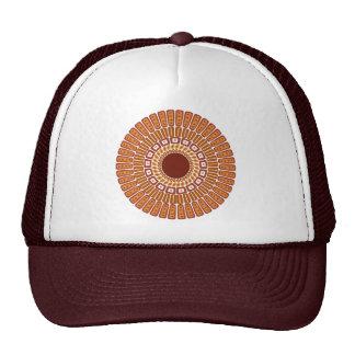 Native-Inspired hat