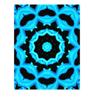NATURES ART OCEAN BLUE 21.5 CM X 28 CM FLYER