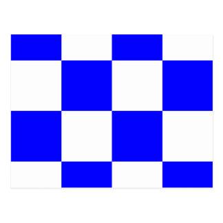 Nautical Alphabet Flag Signal Letter N Postcard