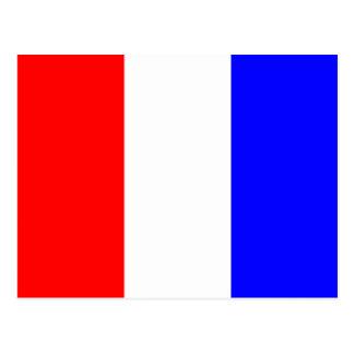 Nautical Alphabet Flag Signal Letter T Postcard