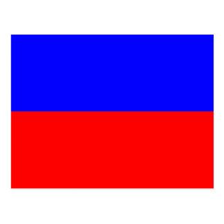 Nautical Flag Signal Letter E (Echo) Postcard